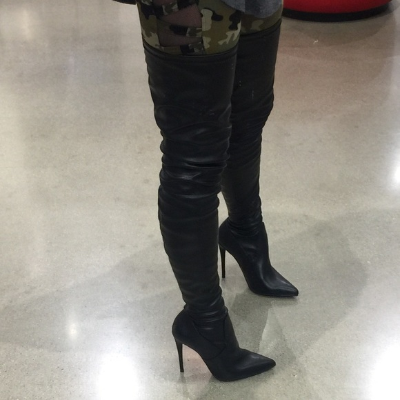 ba00ae4d8b8 Steve Madden Dominique Thigh high Boot